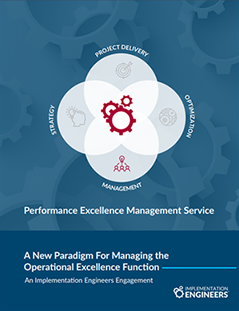 Performance Excellence Management Services