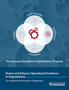 Performance Excellence Optimization Program