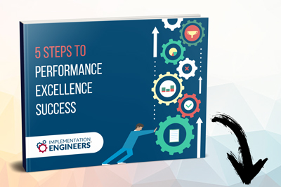 5 Steps to Performance Excellence Success