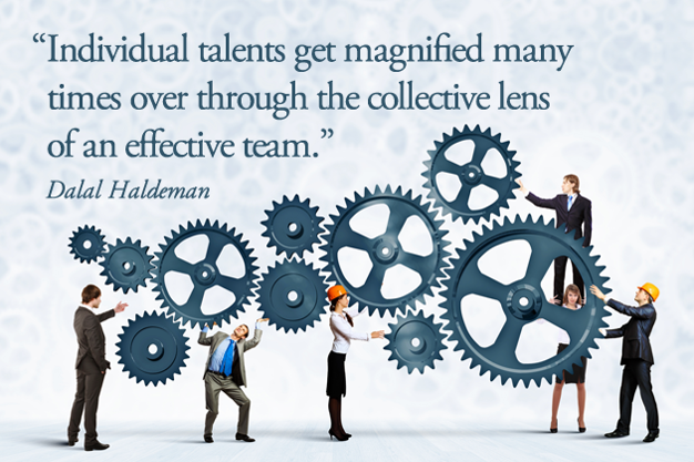 Great Leaders Understand the Laws of Effective Teamwork