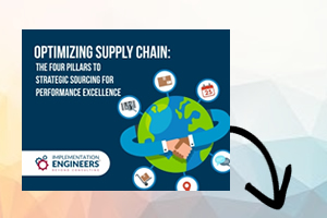 The Four Pillars to Strategic Sourcing for Performance Excellence